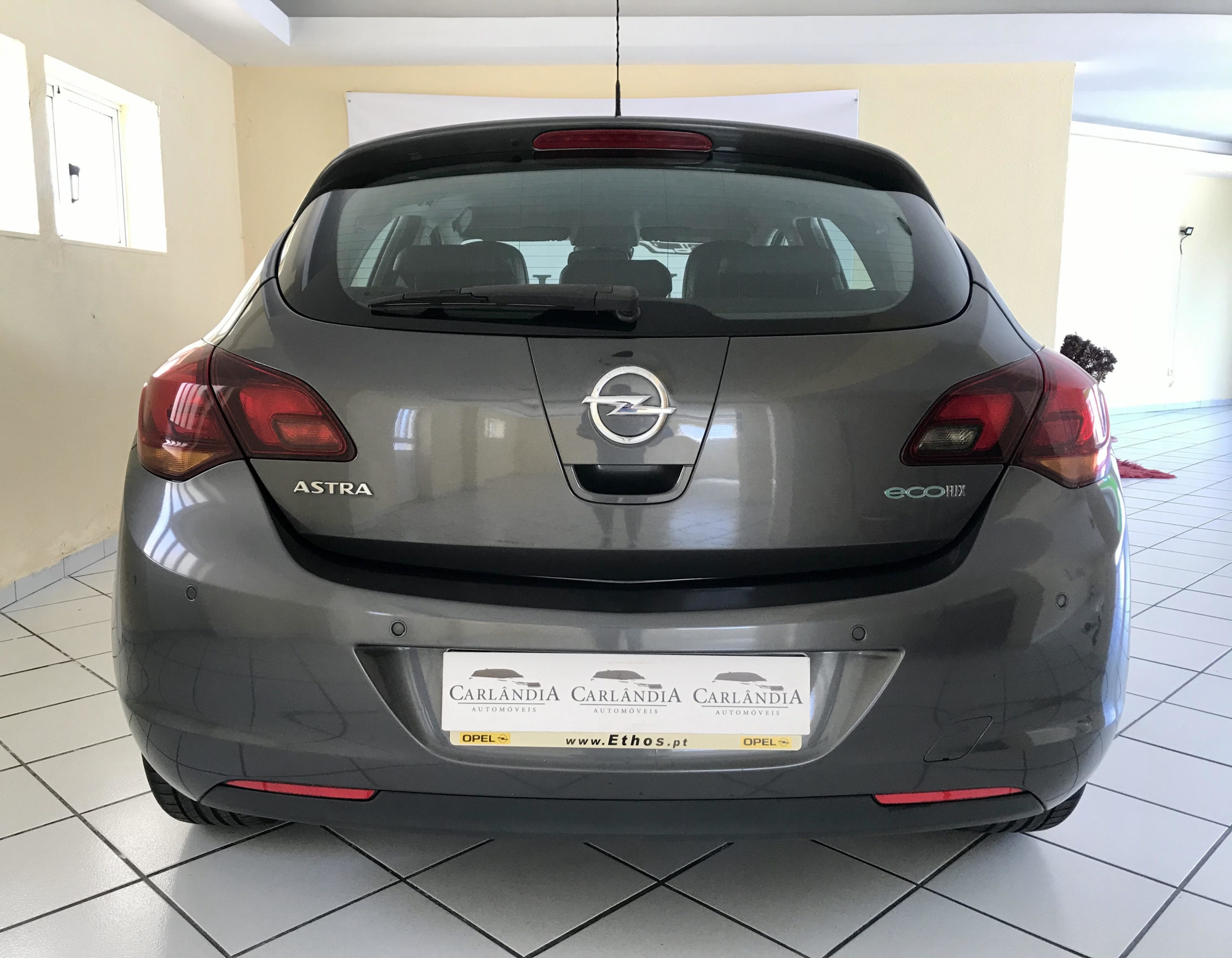 Opel Astra 1 3 Cdti Enjoy Ecoflex Carlandia Automoveis